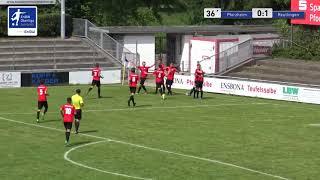 A-Junioren - 0:1 - Kevin Lesener - 1.CfR Pforzheim vs SSV Reutlingen 1905 Fußball