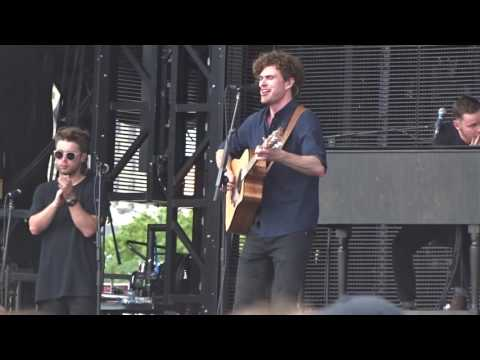 Vance Joy - Lay It On Me  - Live at Mo' Pop in Detroit, MI on 7-30-17