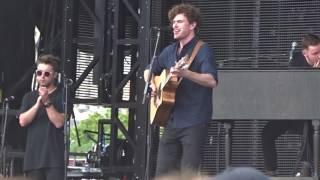 Vance Joy - Lay It On Me  - Live at Mo