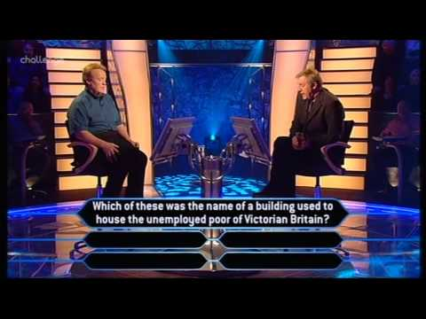 Who Wants to be a Millionaire 25th February 2002