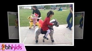 Nhong Nhong Cha Làm Con Ngựa - Nhạc Thiếu Nhi