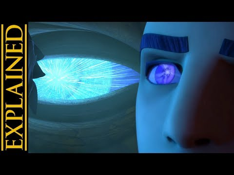 Is Hyperspace an Aspect of the Force? - Star Wars Rebels Season 4