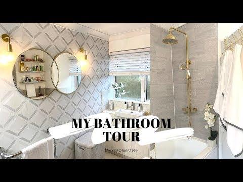 LUXURY BATHROOM TOUR