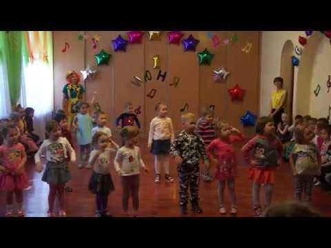 младшая группа танец Лялечка
