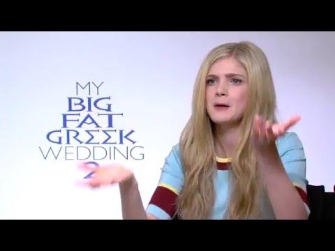 Elena Kampouris  My Big Fat Greek Wedding 2