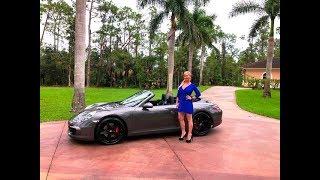 Porsche 911 Turbo Cabriolet 2014 Videos