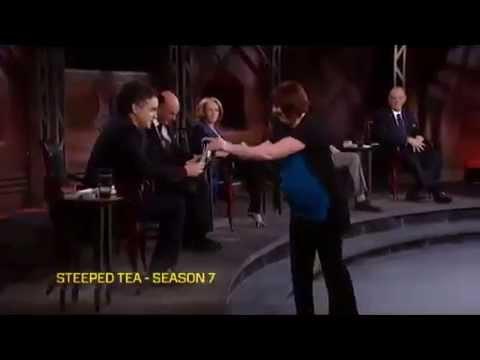 Steeped Tea on