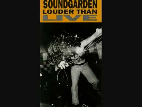 Soundgarden - Hunted Down (Louder Than Live 1989) mp3