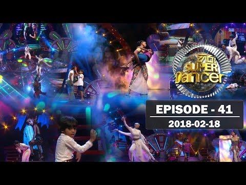 Hiru Super Dancer   Episode 41   2018-02-18