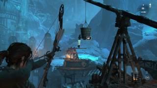Rise of the Tomb Raider Lost City Third Trebuchet