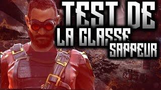 MC5- TEST DE LA CLASSE SAPEUR ! Faut-il l'acheter ?? [FR]
