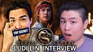 Intervista a LIU KANG dal film Mortal Kombat (2021) !! (Intervista a Ludi Lin)