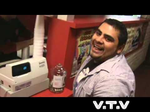 DJ Theta on VTV