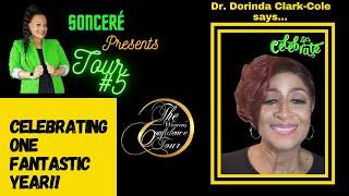 Dr. Dorinda Clark-Cole Supports The Women's Confidence Tour...#DrDorindaClark-Cole