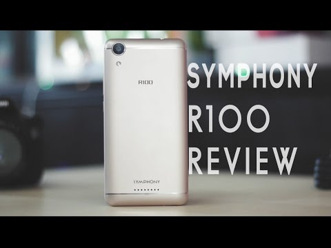 Symphony R100 Hands On Review.