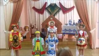 Фестиваль народных промыслов
