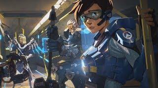 Overwatch Uprising 2018 Gameplay (Full Match)