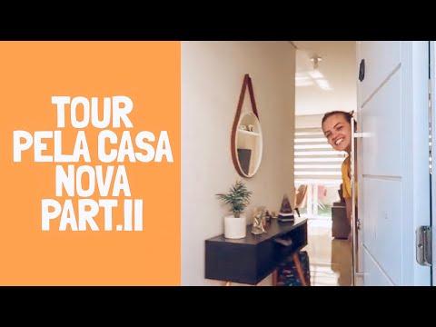 TOUR PELA CASA NOVA DECORADA | Tali Ramos