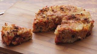 Leftover Roti Enchiladas | How To Make Vegetarian Enchiladas Recipe | Mexican Recipe #JustOneChange