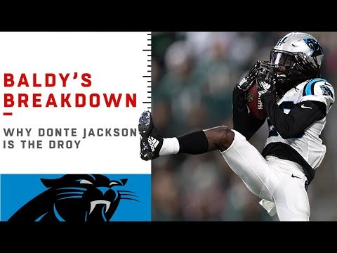 How Donte Jackson is DROY | NFL Network