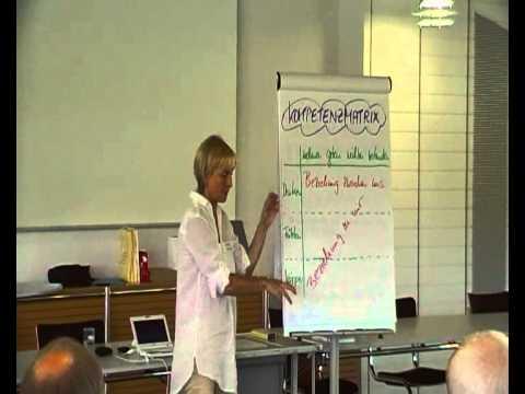 Mit der Kompetenzmatrix ins flüssige Ich - Christiane Windhausen