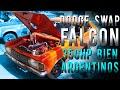 Dodge 1500 Swap Falcon, 350hp Bien Argentinos