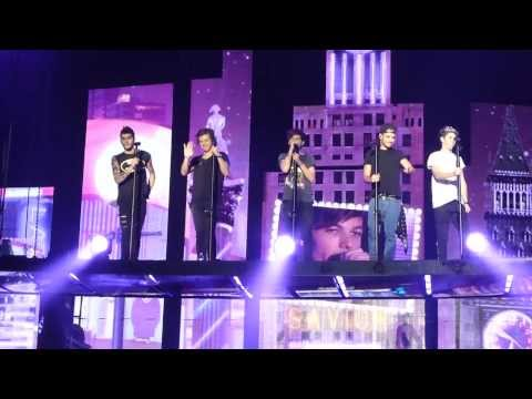 One Direction  Cmon,Cmon,Change My Mind Take Me Home Tour in Japan 20131102