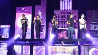 One Direction - C'mon,C'mon,Change My Mind Take Me Home Tour in Japan 2013.11.02