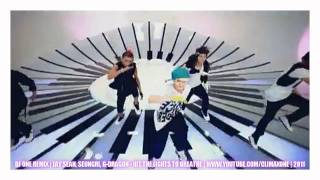 DJ ONE REMIX | JAY SEAN, SEUNGRI, G-DRAGON - HIT THE LIGHTS TO BREATHE | 2011