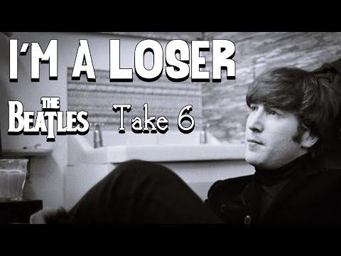 The Beatles  Im a Loser Lyrics