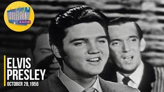 "Elvis Presley ""Love Me"" on The Ed Sullivan Show"