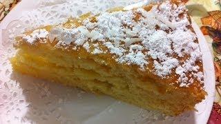 طريقة عمل كيكه البرتقال (صيامى)how To Make Orange Cake ( Vegan)