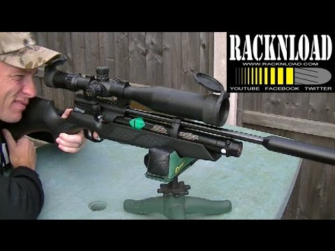 Weihrauch HW110 Tactical **FULL REVIEW** by RACKNLOAD