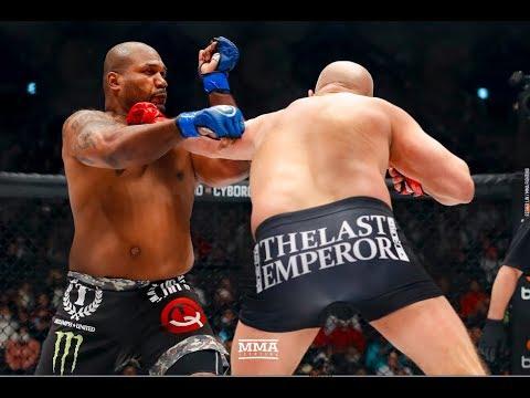 Bellator 237 Highlights: Fedor Emelianenko Knocks Out Rampage Jackson  - MMA Fighting