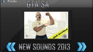 Tutorial - Descargar e Instalar Nuevos Sonidos Para GTA SA 2013