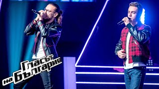Pavel & Martin - In The End | Knockouts | The Voice of Bulgaria 2020