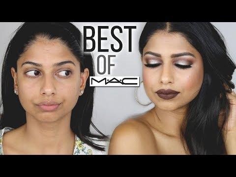 FULL Face Using MAC Cosmetics! + MAC Giveaway!