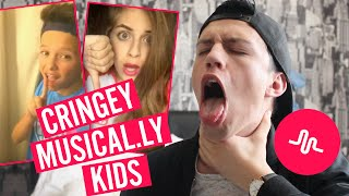 One of MrClemmence's most viewed videos: REACTING TO CRINGEY MUSICAL.LYS (THESE KIDS NEED TO BE STOPPED) PART 2