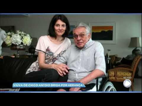 Hora da Venenosa: Viúva de Chico Anysio briga por herança