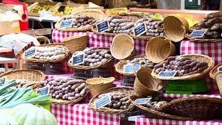 Panier d'hiver : les bons produits fermiers d'Anduze