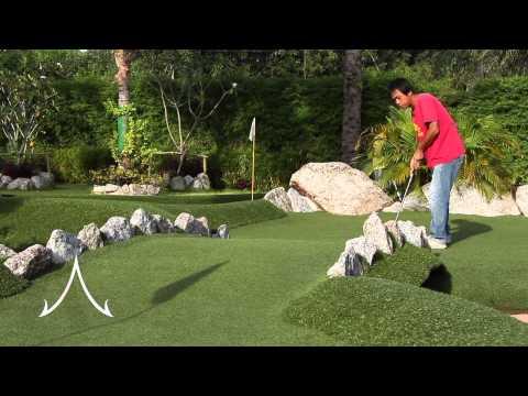 Phuket Attractions – Phuket Adventure Mini Golf