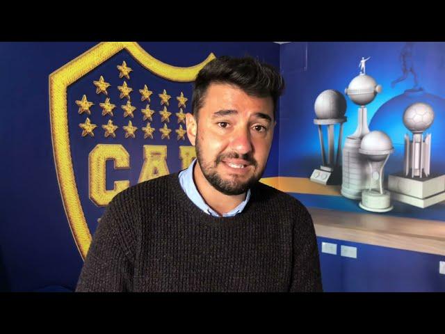 Boca Juniors y la selección Argentina; situación de Tevez, vuelta de Weigandt; El 11 argentino.