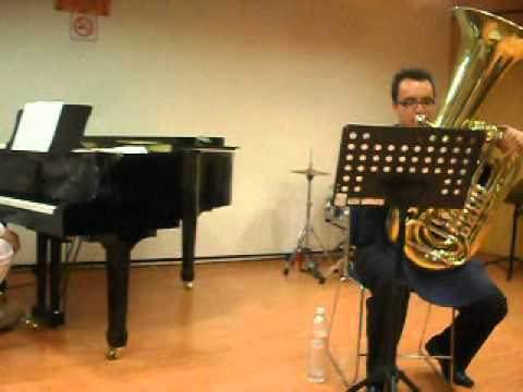 Concertino for Tuba and Band Frank Bencriscutto