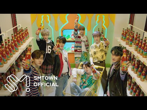 NCT DREAM 엔시티 드림 '맛 (Hot Sauce)' MV
