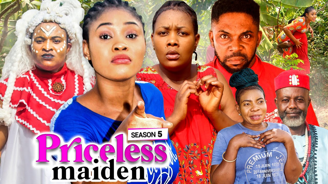 Download PRICELESS MAIDEN PART 5 (NEW HIT MOVIE) - CHIOMA NWAOHA 2021 LATEST NIGERIAN MOVIE / NOLLYWOOD MOVIE