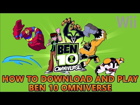 HOW TO DOWNLOAD AND PLAY BEN 10 OMNIVERSE WII DOLPHIN EMULATOR ANDROID 1K SUBSCRIBER SPECIAL VIDEO