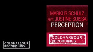 Markus Schulz feat. Justine Suissa - Perception (Super8 & Tab Remix) [CLHR100]