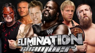 WWE Elimination Chamber 2013 Match to Determine the Number 1 Contender (WWE 13 Prediction Game)