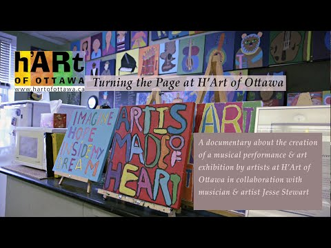 Turning the Page at H'Art of Ottawa