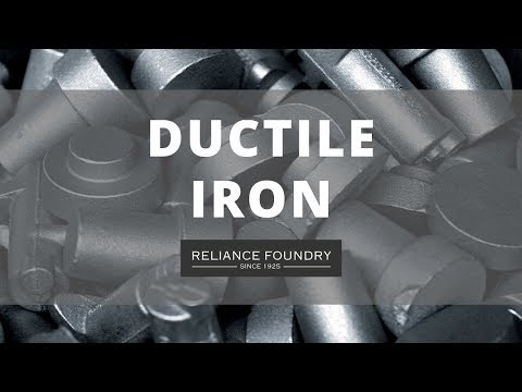 Ductile Iron | Metal Casting Resources
